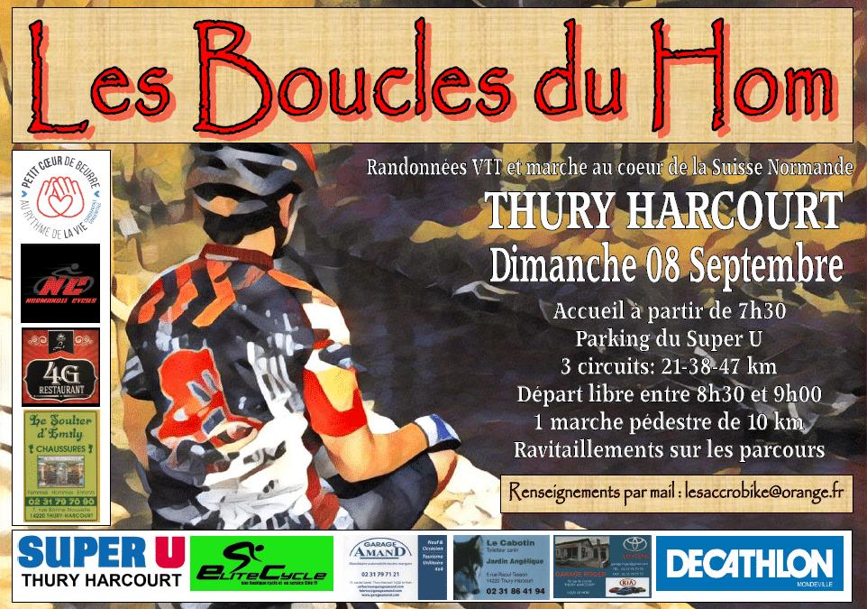 Les Boucles du Hom 1ère édition – 8 septembre 2019