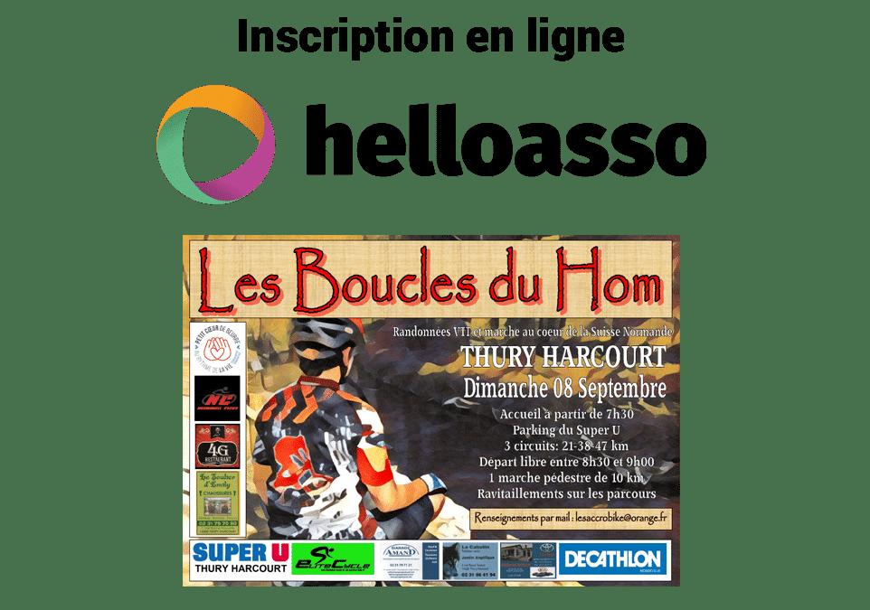 Inscription ouverte pour Les Boucles du Hom 1ère édition – 8 septembre 2019