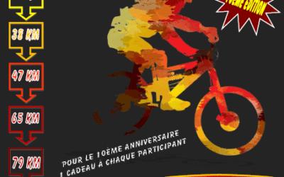 Information – Les Mines d'Or…ne (10ème édition) à May-sur-Orne, le dimanche 17 mai 2020
