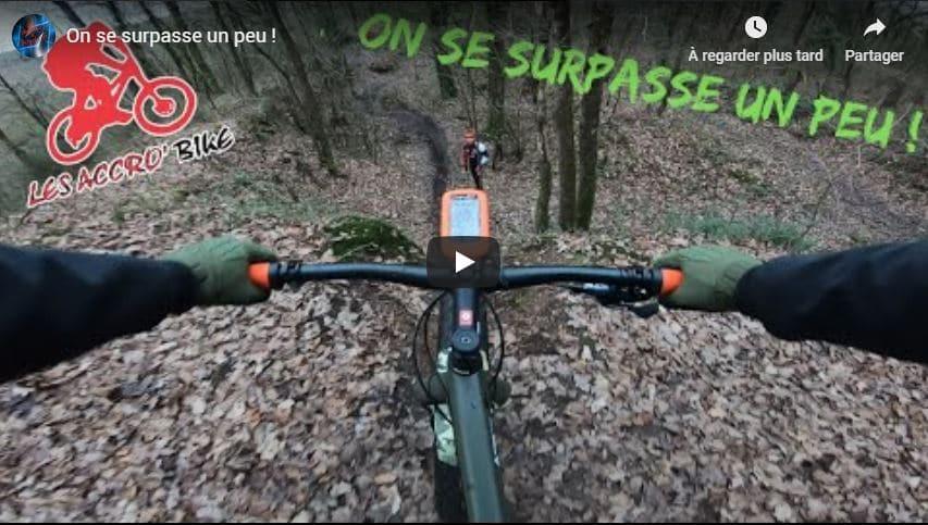 [YOUTUBE] Un Normand à bicyclette – Vidéo sympa d'un invité chez Les Accro Bike